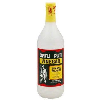 Datu Puti Vinegar, Regular Plastic, 33.8-Ounce (Pack of 12)