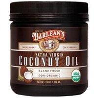 Barlean's Organic Oils Extra Virgin Coconut Oil, 16 oz
