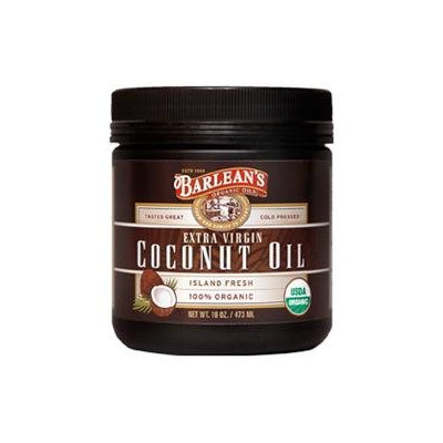 Barlean's Organic Oils Extra Virgin Coconut Oil, 16 oz