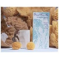 Frontier Natural Products Co-op 14517 Jade & Pearl Sea Sponge Tampons reusable 2 count