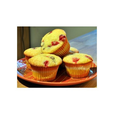 Healthy Muffins By Mail Sweet Orange and Cranberry Muffins