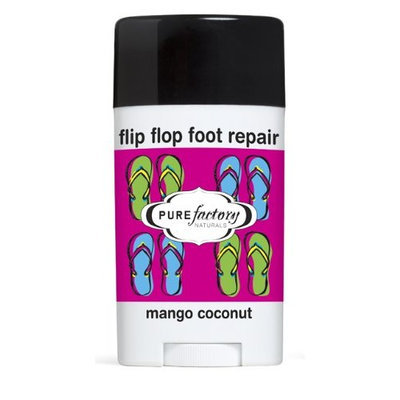 PURE Factory Naturals Flip Flop Foot Repair by PURE Factory - Mango Coconut 2 oz. Moisturizer Feet []