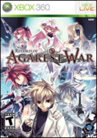 Aksys Games, Inc Record of Agarest War