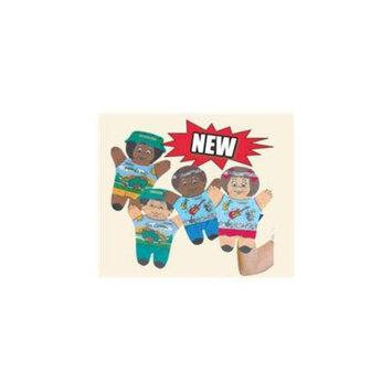Dexter Educational Toys DEX691 Go Green Gardener 2 Piece Puppet Set