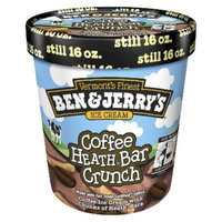 Ben & Jerry's® Coffee Heath Bar Crunch Ice Cream