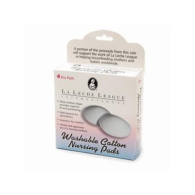 La Leche League Washable Cotton Nursing Pads