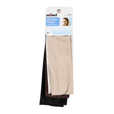 Conair Scunci Effortless Beauty Fabric Headwrap