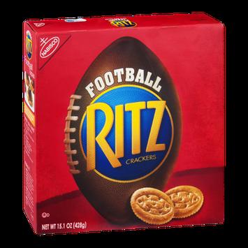 Nabisco RITZ Crackers Football
