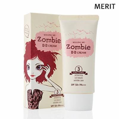 [MERIT] Killing Me Zombie BB & CC Cream (1. BB Cream SPF50+ PA+++ 50ml)