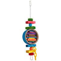 Super Bird Creations Beaktastic Fun Bird Toy, 3 L X 5 W X 18 H