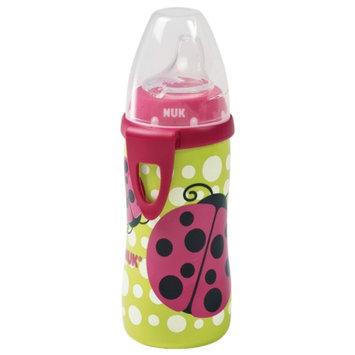 NUK Active Cup Silicone Spout, 10 oz, Ladybug, 1 ea