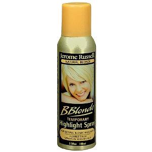 Jerome Russell B Blonde Temporary Highlight Spray