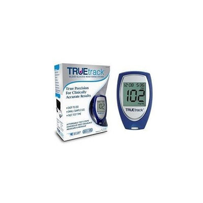 Home Diagnostics TRUEtrack Glucose Meter Kit
