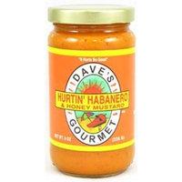 Daves Gourmet Dave's Gourmet Hurtin' Habanero & Honey Mustard