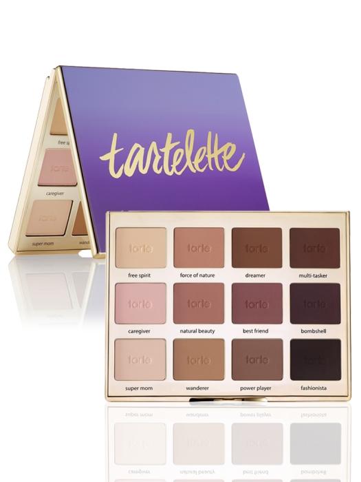 tarte Tartelette Amazonian Clay Matte Eyeshadow Palette