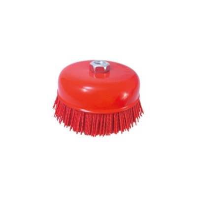 Astro Pneumatic 4546 6in Nylon Bed Brush