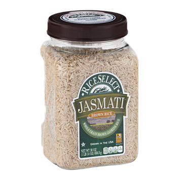 RiceSelect Jasmati Brown Rice