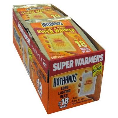 HeatMax Hot Hands Hand & Body Warmer - 40-pk.