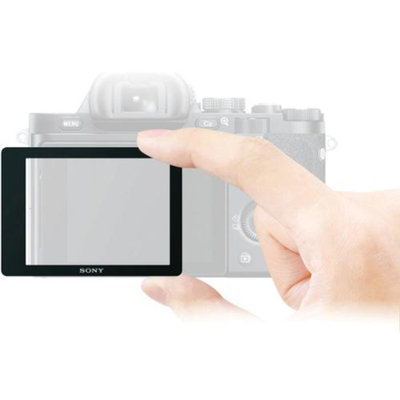 Sony Semi-Hard Sheet LCD Screen Protector for A7 and A7R