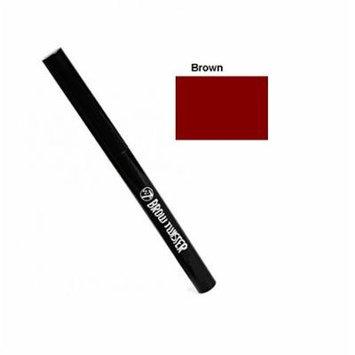 W7 Brow Twister Angled Eyebrow Pencil-Brown