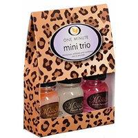 One Minute Mini Trio Set