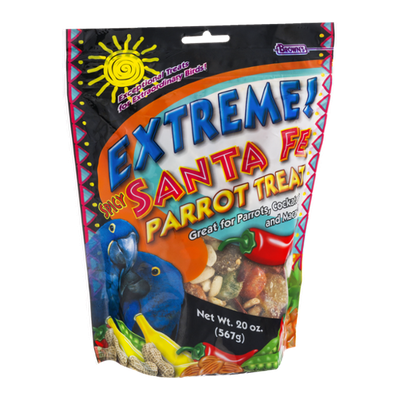 Brown's Extreme! Spicy Santa Fe Parrot Treat