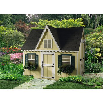 Homeplace HomePlace by Suncast Victorian Playhouse (6 ft. x 8 ft.)