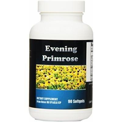 Eden Pond Supplements, Evening Primrose, 5 Ounce