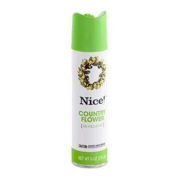 Nice! Country Flower Air Freshener