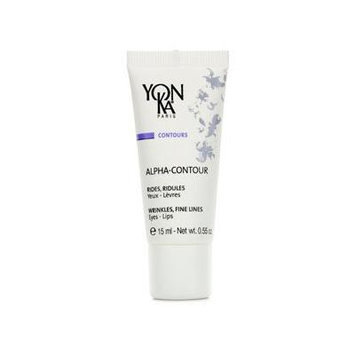 YonKa Alpha-Contour 0.55 oz. 15 ml Anti Wrinkles, Fine Lines for Eyes - Lips 2012 New Design Packaging Personal Healthcare / Health Care