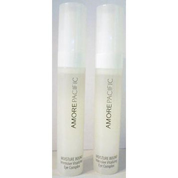Amore Pacific Moisture Bound Intensive Vitalizing Eye Complex Travel Size 2 x 3 ml.
