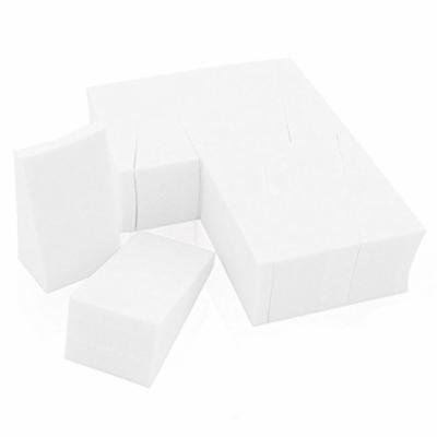 Your Gallery Makeup Cosmetic Facial Sponge Pad Foundation Powder Puff 12 pcs White