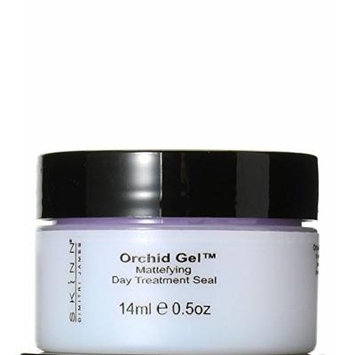 Skinn Orchid Gel Mattefying Day Treatment Seal Purple Primer - 0.5 oz