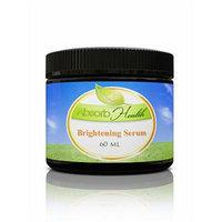 Skin Brightening Serum , 72% Organic , Kojic and Glycolic Acid , Lighten Hyperpigmentation , Sun Spots , Revive Tired Skin (1oz)