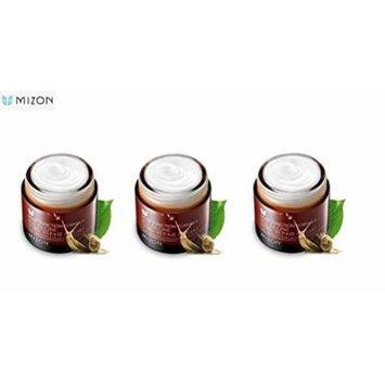 [MIZON] All in One Snail Repair Cream 75ml (2.53 fl.oz) Pack of 3