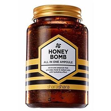 Shara Shara Honey Bomb All in One Ampoule 250ml(korea Cosmetic)
