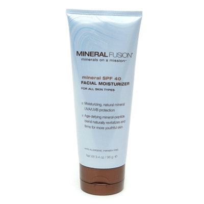 Mineral Fusion Mineral SPF40 Facial Moisturizer for All Skin Types