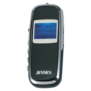 Jensen Digital Audio Player SMP-2GBL