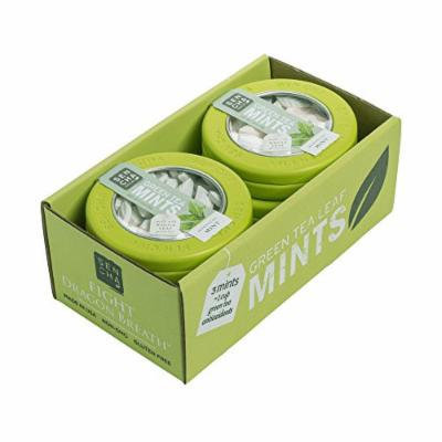 SENCHA NATURALS Green Tea Mints, Moroccan Mint, 6 Count