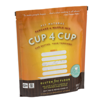 Cup4Cup Pancake & Waffle Mix Gluten Free