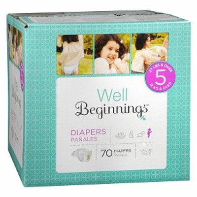 Walgreens Well Beginnings Premium Box Diapers 5