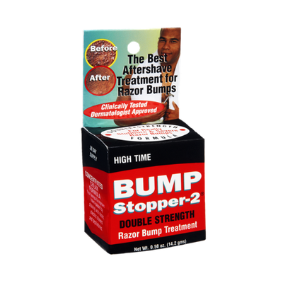 Bump Stopper-2 Double Strength Razor Bump Treatment