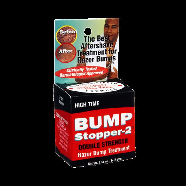 Bump Stopper-2 Double Strength Razor Bump Treatment