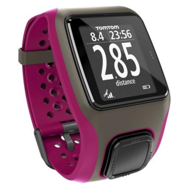 TomTom Multi-Sport GPS Watch - Pink