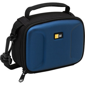 Case Logic MSEC4 Compact Camcorder Case, Dark Blue