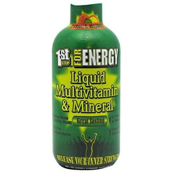 High Performance Fitness 1st Step For Energy Liquid Multivitamin and Mineral Citrus Burst -- 8 fl oz
