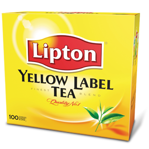 Lipton® Yellow Label Tea