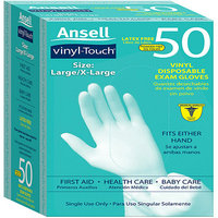 Ansell Vinyl Touch Gloves