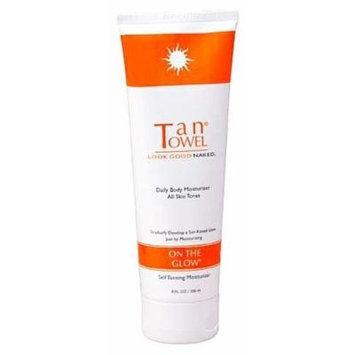 TanTowel Tan Towel On The Glow Self-Tanning Moisturizer (8 oz.)