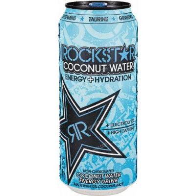Rockstar Coconut Water Energy + Hydration